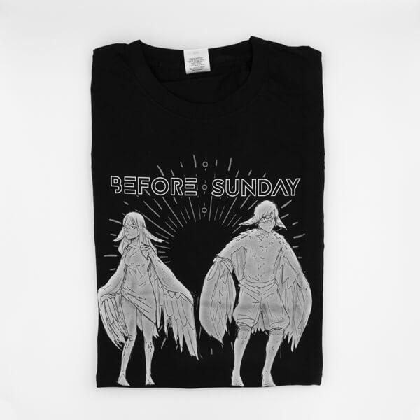 Harpies T Shirt Black 2